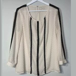 J.Crew long sleeve professional blouse
